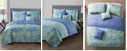 VCNY Home Harmony Reversible 5-Pc. King Quilt Set