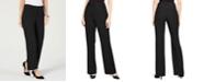 Alfani Curvy Bootcut Pants, Regular & Short Lengths, Created for Macy's