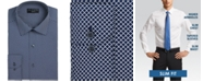 Alfani Men's Slim-Fit Performance Stretch Easy-Care Dress Shirts, Created for Macy's