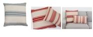 "THRO Polyester Fill Dolly Farm Stripe Pillow, 20"" x 20"""