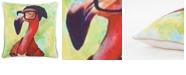 "Rizzy Home Mariah Parris 20"" x 20"" Flamingo Pillow Collection"