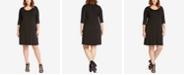 Karen Kane Plus Size A-Line Dress