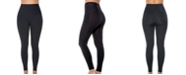 Leonisa Activelife Power Move Moderate Compression Mid-Rise Athletic Legging