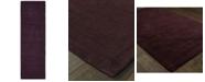 "Oriental Weavers Mira 35106 Purple/Purple 2'6"" x 8' Runner Area Rug"
