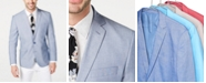 Unlisted Men's Slim-Fit Chambray Sport Coat