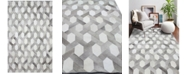BB Rugs CLOSEOUT!  Cowhide HID-24 5' x 8' Area Rug