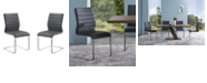 Armen Living Fusion Side Chair (Set of 2)