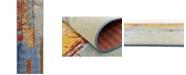 Bridgeport Home Pashio Pas1 Multi 2' x 6' Runner Area Rug