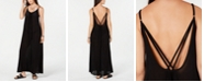 Raviya Sleeveless Cover-Up Maxi Dress
