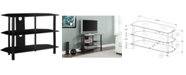 "Monarch Specialties 36"" L TV Stand"