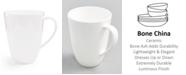 Hotel Collection Bone China Latte Mug, Created for Macy's