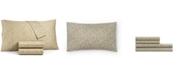Calvin Klein Desert Moss King Sheet Set
