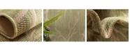 Bridgeport Home Pashio Pas6 Light Green Area Rug Collection