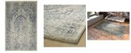 "Kaleen Tiziano TZA01-100 Ice 3'11"" x 5'3"" Area Rug"