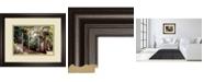 "Classy Art Atriums First Light I by Hali Framed Print Wall Art, 34"" x 40"""