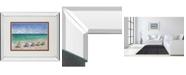 "Classy Art South Shore II by Dominick Mirror Framed Print Wall Art, 34"" x 40"""