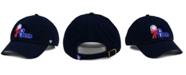 '47 Brand Philadelphia 76ers CLEAN UP Strapback Cap