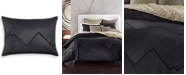 Hotel Collection CLOSEOUT! Linear Chevron Standard Sham, Created for Macy's