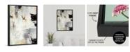 "GreatBigCanvas 'Tourist' Framed Canvas Wall Art, 18"" x 24"""
