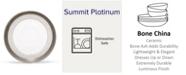 """Noritake Summit Platinum Saucer, 6"""""""
