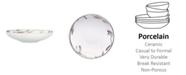 Noritake Raptures Platinum Fruit Bowl