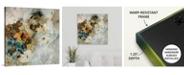 "GreatBigCanvas 24 in. x 24 in. ""French Flowers"" by  Jodi Maas Canvas Wall Art"