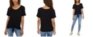 Sanctuary Lou Tie-Hem T-Shirt