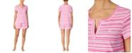 Lauren Ralph Lauren Cotton Boxer Shorts Pajama Set
