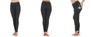 American Fitness Couture High Waist Full Length Pocket Compression Leggings