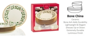 Lenox CLOSEOUT! Holiday Dinner Plate Set, Buy 3 Get 6