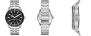 Michael Kors Men's Cunningham Multifunction Stainless Steel Bracelet Watch 44mm
