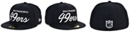 New Era San Francisco 49ers Basic Fashion 59FIFTY FITTED Cap