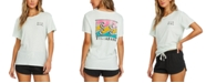 Billabong Juniors' Right Side Cotton Graphic T-Shirt