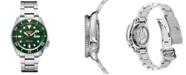 Seiko Men's Automatic Stainless Steel Bracelet Watch 40mm