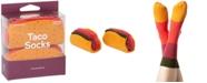 DOIY LLC Unisex Taco Socks