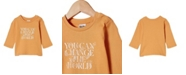 COTTON ON Baby Boys and Girls Jamie Long Sleeve T-shirt
