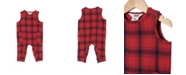 COTTON ON Baby Boy Francis Flannel All In One