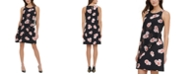 Tommy Hilfiger Floral-Print Shift Dress