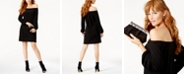 INC International Concepts I.N.C. Petite Off-The-Shoulder Dress, Created for Macy's