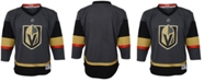 Authentic NHL Apparel Vegas Golden Knights Blank Replica Jersey, Big Boys (8-20)
