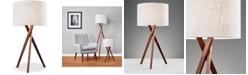 Adesso Brooklyn Tripod Table Lamp