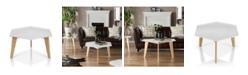 Furniture of America Bok Coffee Table