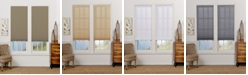 "The Cordless Collection Cordless Light Filtering Double Cellular Shade, 45.5"" x 72"""