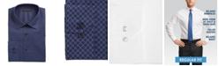 Alfani Assorted Men's Classic/Regular Fit Performance Print Dress Shirts, Created for Macy's