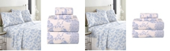 Celeste Home Cotton Heavy Weight Flannel Sheet Sets