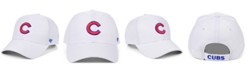 '47 Brand Chicago Cubs White MVP Cap