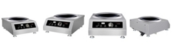 SPT Appliance Inc. SPT 3400 Watt Commercial Induction Countertop Range