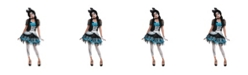 Amscan Shattered Doll Adult Women's Costume