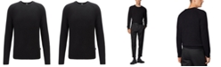 Hugo Boss BOSS Men's Banilo Regular-Fit Crew-Neck Cashmere Sweater