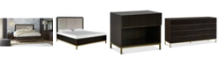 Hotel Collection Derwick Bedroom, 3-Pc. Set (California King Bed, Nightstand & Dresser), Created for Macy's